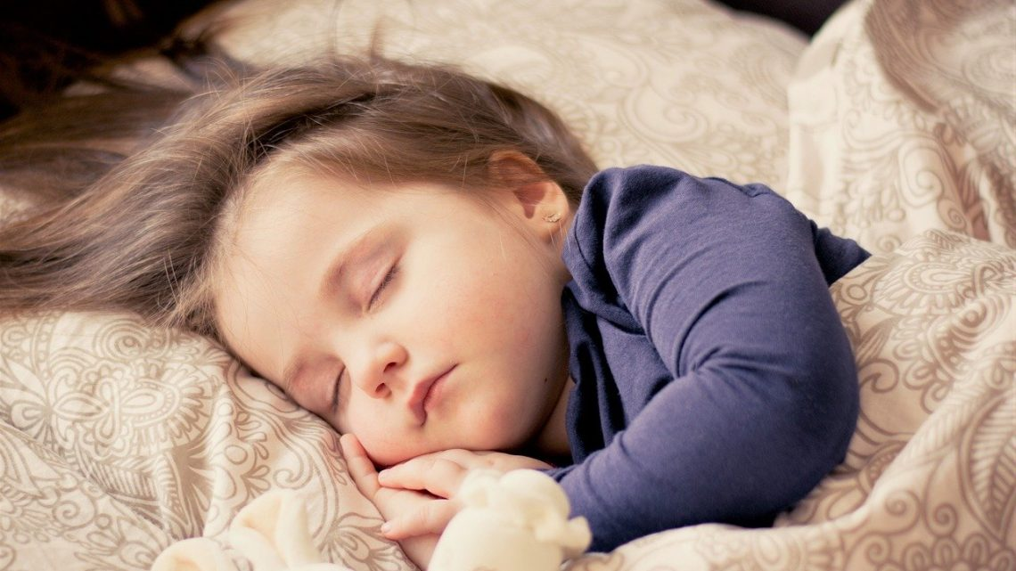 Baby in slaap krijgen